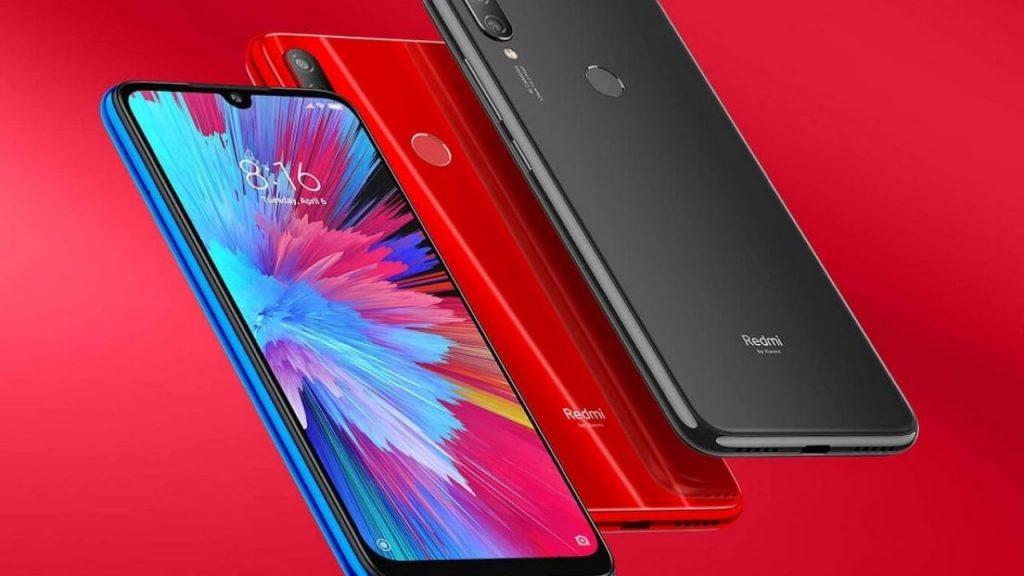 Xiaomi Redmi 7 7 1280x720 1 1024x576 - مقایسه و بررسی سه گوشی شیائومی میانرده ؛ ردمی 7، می 8 لایت و ردمی نوت ۸
