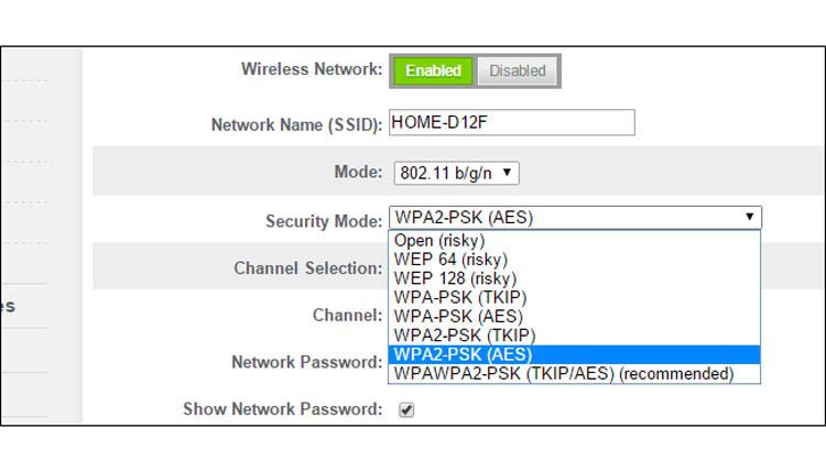 wi fi security 00 - 5 روش عالی برای جلوگیری از هک وای فای