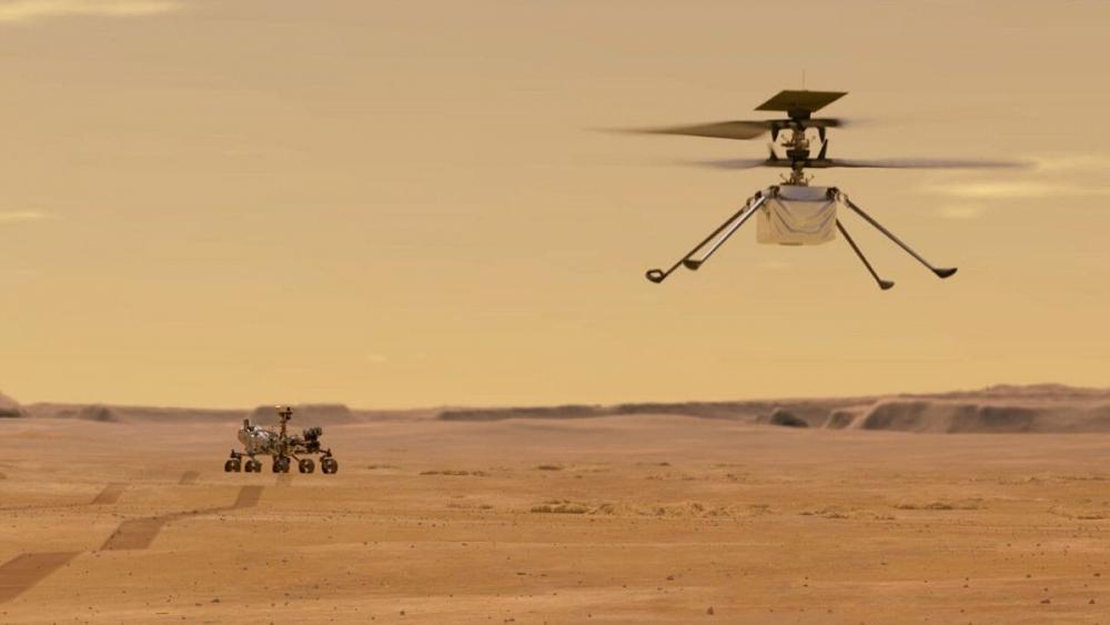 1000x563 cmsv2 878e49b4 9a72 5f5b b6f5 fb122498968e 4771290 - ویدئو جذاب از مریخ نورد ناسا؛ کاوشگری با امکانات فرازمینی