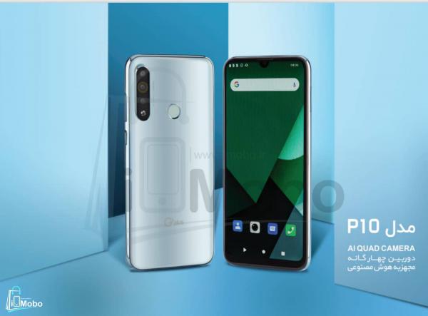 گوشی جی پلاس p10؛ Gplus شگفتی ساز میشود!