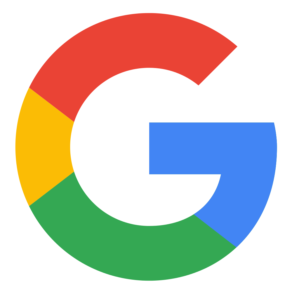 google logo icon png transparent background large - باز کردن قفل گوشی  پس از فراموشی رمز الگو یا پترن
