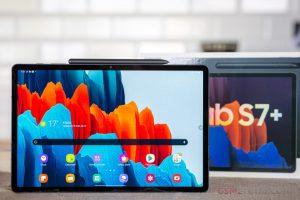 Galaxy Tab S7، مشخصات گلکسی اس 7