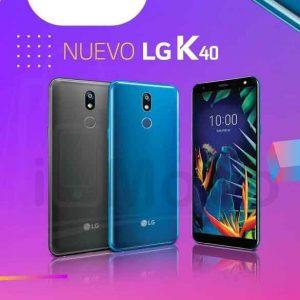 خرید گوشی جی پلاس q10 با گوشی ال جی k40